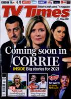 Tv Times England Magazine Issue 23/01/2021