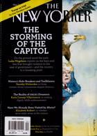 New Yorker Magazine Issue 25/01/2021
