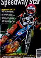 Speedway Star Magazine Issue 20/02/2021