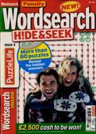 Family Wordsearch Hide Seek Magazine Issue NO 5
