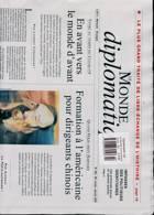 Le Monde Diplomatique Magazine Issue NO 802