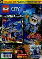 Lego City Magazine Issue NO 35