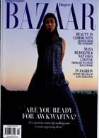 Harpers Bazaar Usa Magazine Issue FEB 21
