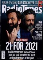 Radio Times London Edition Magazine Issue 09/01/2021