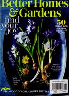 Better Homes And Gardens Magazine Issue FEB 21