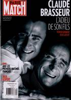 Paris Match Magazine Issue NO 3739