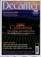 Decanter Magazine Issue APR 21