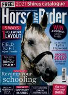 Horse & Rider Magazine Issue APR 21