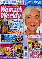 Womans Weekly Magazine Issue 09/03/2021