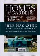 Homes And Gardens Magazine Issue APR 21