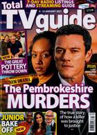 Total Tv Guide England Magazine Issue NO 2