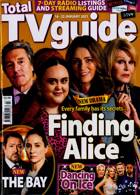 Total Tv Guide England Magazine Issue NO 3