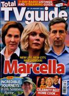 Total Tv Guide England Magazine Issue NO 4