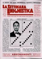 La Settimana Enigmistica Magazine Issue 32