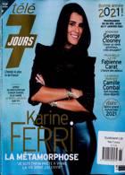 Tele 7 Jours Magazine Issue 61