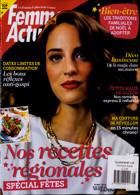 Femme Actuelle Magazine Issue 08