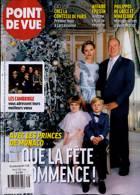 Point De Vue Magazine Issue NO 3775