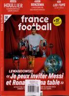 France Football Magazine Issue 86