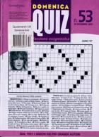 Domenica Quiz Magazine Issue 53