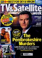 Tv & Satellite Week  Magazine Issue 09/01/2021