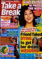 Take A Break Magazine Issue NO 3