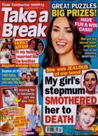 Take A Break Magazine Issue NO 4