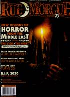 Rue Morgue Magazine Issue JAN/FEB 21