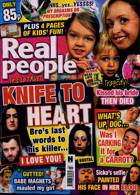 Real People Magazine Issue NO 3