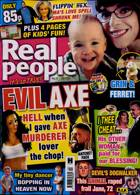 Real People Magazine Issue NO 4