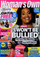 Womans Own Magazine Issue 25/01/2021
