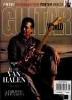 Guitar World Magazine Issue VOL42/1