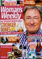 Womans Weekly Magazine Issue 26/01/2021