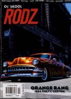Ol Skool Rodz Magazine Issue FEB-MAR