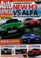 Auto Express Magazine Issue 17/03/2021