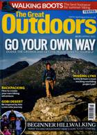 The Great Outdoors (Tgo) Magazine Issue SPRING