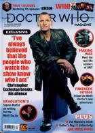 Doctor Who Magazine Issue NO 563
