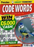 Puzzler Codewords Magazine Issue NO 296