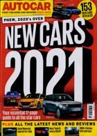 Autocar Magazine Issue 01