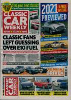 Classic Car Weekly Magazine Issue 06/01/2021