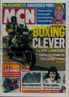 Motorcycle News Magazine Issue 01