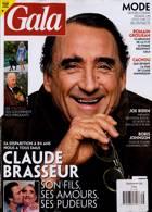 Gala French Magazine Issue NO 1438