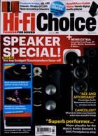 Hi Fi Choice Magazine Issue MAR 21
