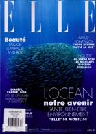 Elle French Weekly Magazine Issue NO 3917