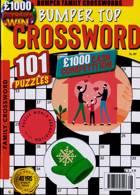 Bumper Top Crosswords Magazine Issue NO 96