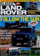 Classic Land Rover Magazine Issue FEB 21