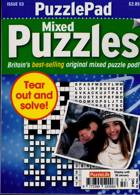 Puzzlelife Ppad Puzzles Magazine Issue 53