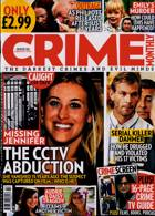Crime Monthly Magazine Issue NO 22