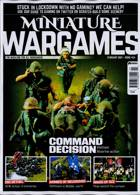 Miniature Wargames Magazine Issue FEB 21