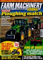 Farm Machinery Journal Magazine Issue FEB 21