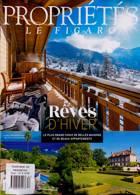 Proprietes Le Figaro  Magazine Issue NO 187
